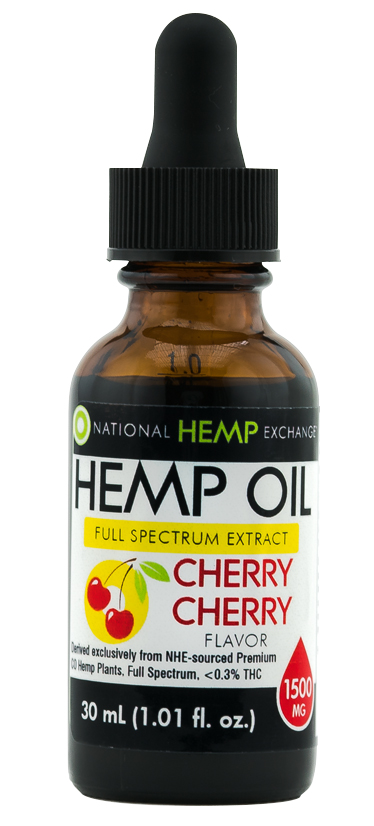 High CBD Hemp Oil